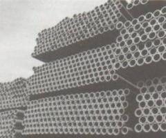 Tubería industrial en PVC