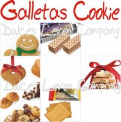 Galletas Cookie
