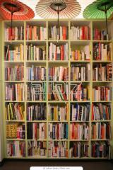 Armarios para las bibliotecas