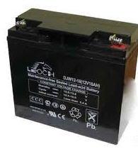 Baterías fijas de acumuladores