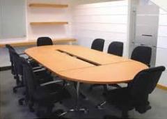 Mesas para conferencias