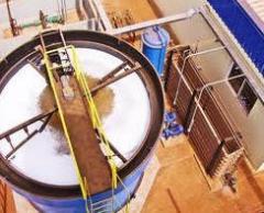 Sistemas complejos del tratamiento de agua