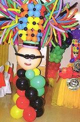 Composiciones de globos