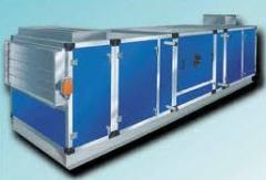 Acondicionadores compactos de panel