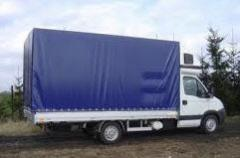 Toldos para los camiones