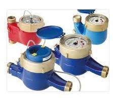 Contadores de agua de irrigación