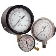 Manómetros Manovacuometros Vacuometros