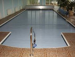 Revestimientos de rollo para piscinas