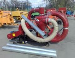 Descargadores neumáticos