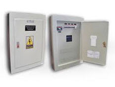 Control and protection appliances for electrical