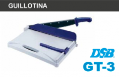 Chopping knives and guillotines