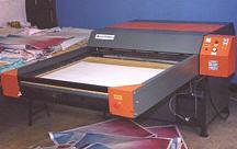 Equipo de molde para impresión offset