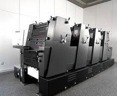 Equipo para impresión offset