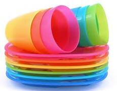 Artículos de plásticos
