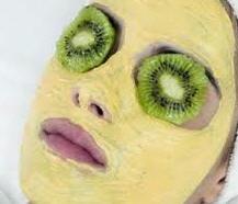 Máscaras cosméticas
