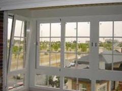 Ventanas de aluminio para balcón