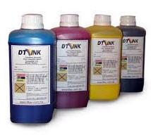 Tintas para las impresoras