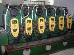 Equipo de electrosoldadura de tubos
