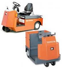 Equipo eléctrico de tractores eléctricos