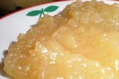 Pulpa de manzana