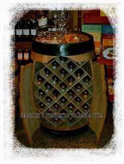 Bar Licorera de 200 lts colmena