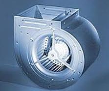 Ventiladores radiales
