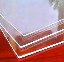 Láminas acrilicas