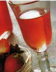 Licor con frutas
