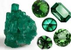 Piedras preciosas talladas