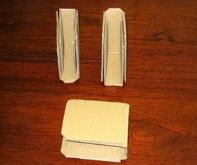 Cantoneras de empaque de cartón