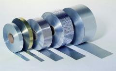 Aluminio rollos