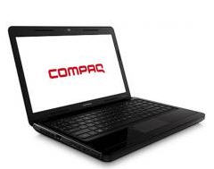 Notebook Compaq 2GB RAM 500GB DD