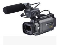 Videocámaras digitales profesionales