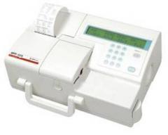 Analizador de Gases y  Electrolitos