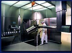 Cabinas extractoras para laboratorios