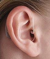 Audífonos intracanales