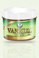 Gel tónico y emoliente Vanigel