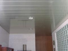 Sistemas de techo de aluminio