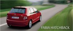 Vehiculo Skoda Fabia Hatchback