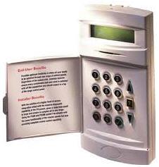Sistemas de control de acceso usando el código