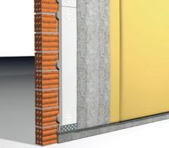 Aislamiento térmico de fachadas