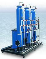 Desmineralizadores de agua