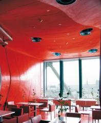 Sistemas de techo de luz