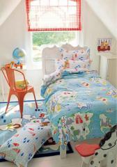 Ropa de cama de niños
