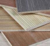 Chapas de madera sólida