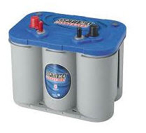 Baterías de plomo y ácido de arranque