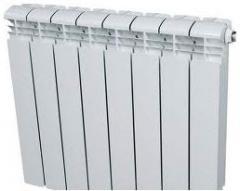 Bimetallic radiators