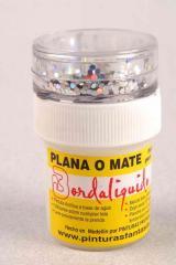Figuras en holográficas en políester