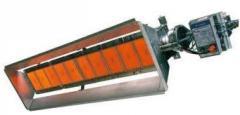 Calentadores de gas infrarrojos