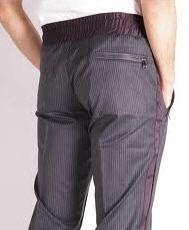 Pantalones rayados